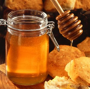 honey as a sweetener instead of sugar